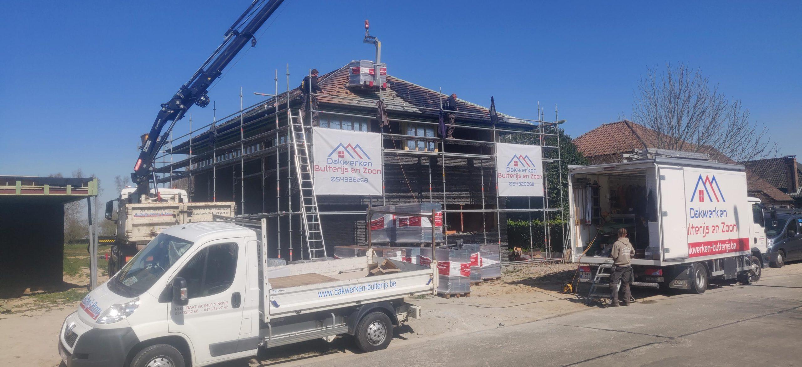 Nieuwbouw te Meerbeke gallery image 3